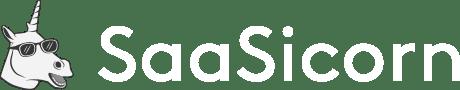 SaaSicorn-logo-white-horizontal-90px-tall